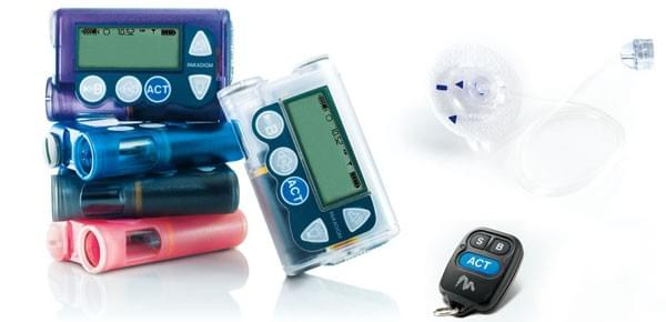Medtronic Insulin Pumps to help manage type 1 diabetes