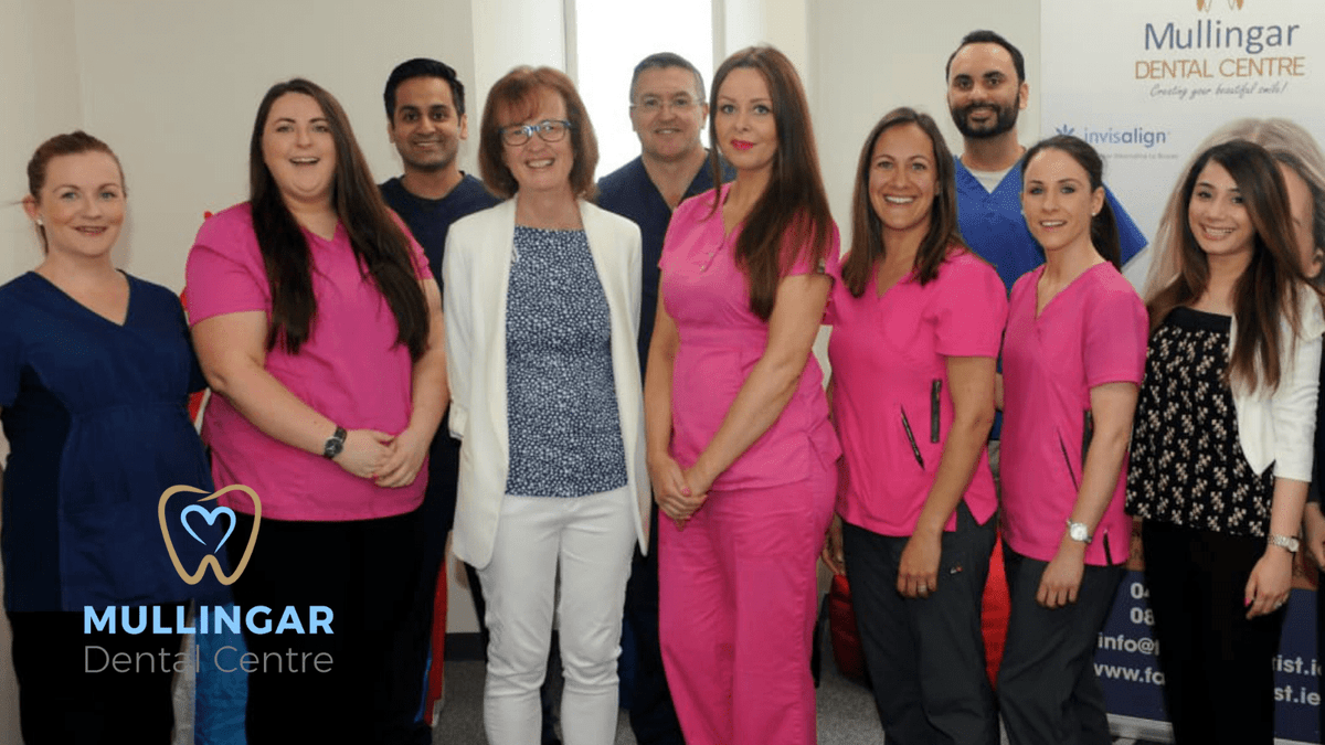 Mullingar Dental Centre team - your family's dental home