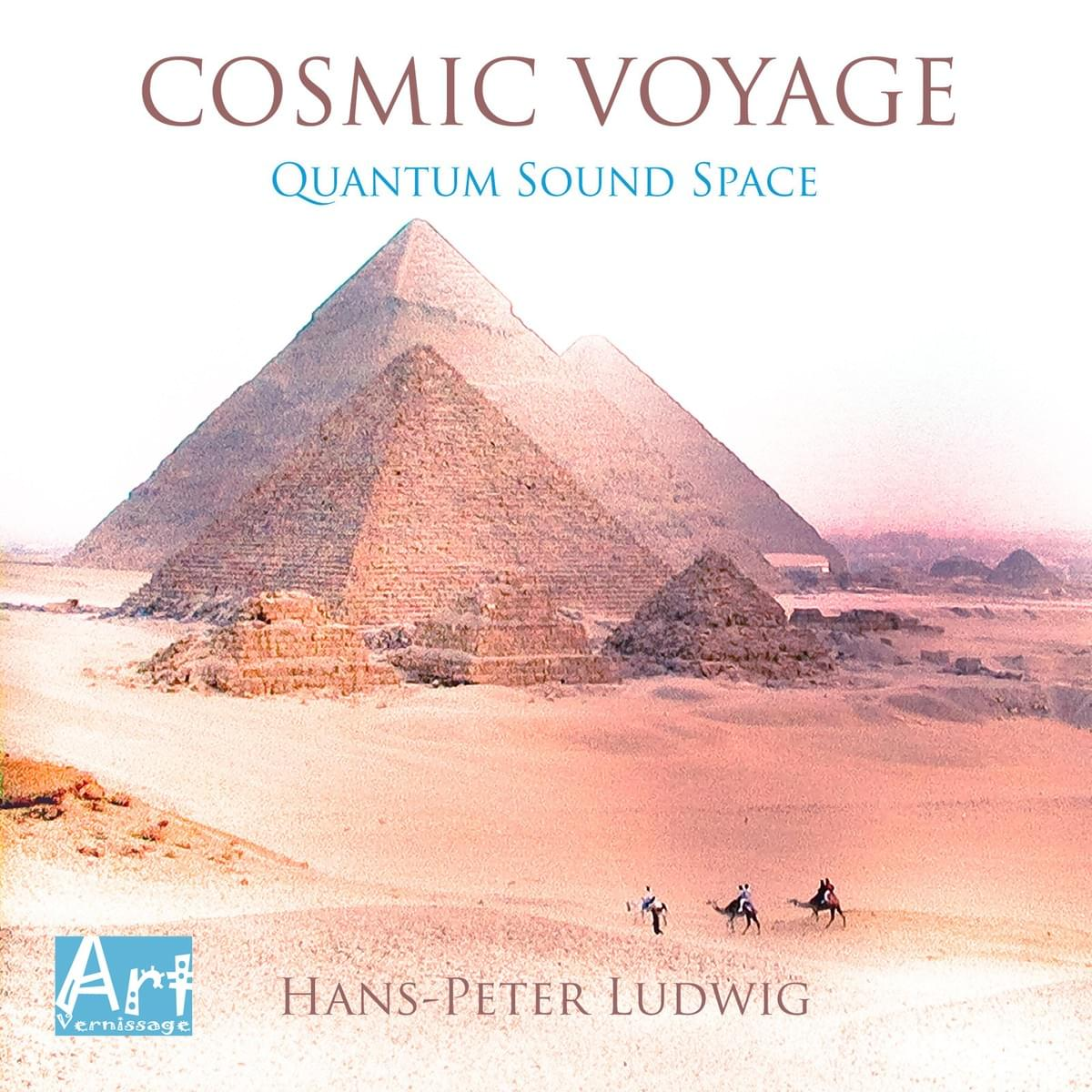 Cosmic Voyage Quantum Sound Space Hans-Peter Ludwig