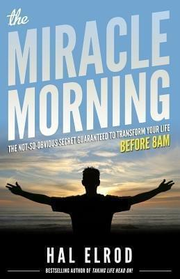 Miracle Morning cover -- an inspirational book to change your life