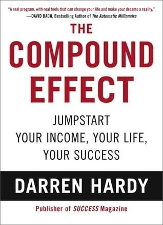 The Compound Effect cover -- inspirational book to change your life