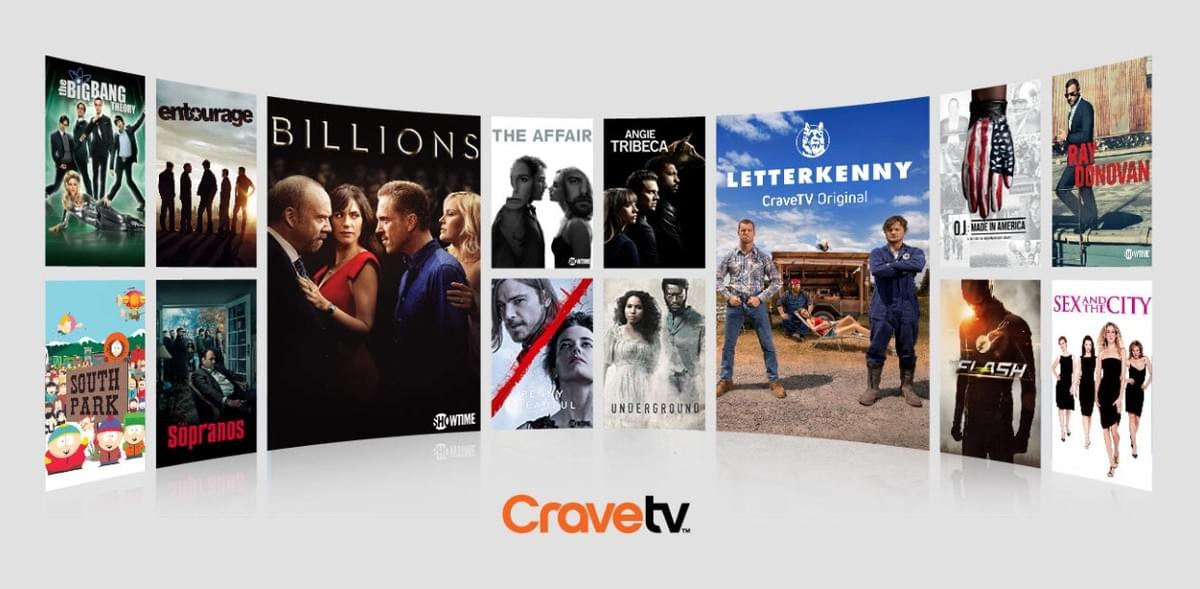 Bell的Alt Tv和Crave Tv有哪些电视节目?Bell Crave Tv Channels
