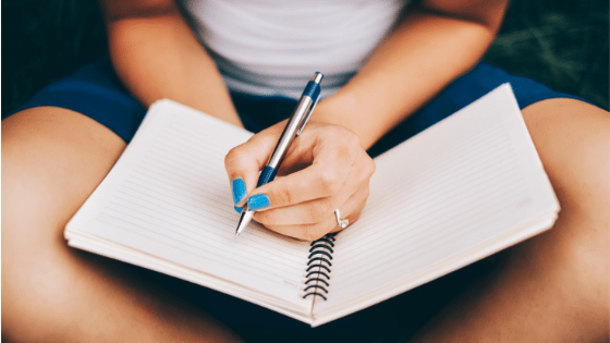 Benefits of Journaling for Teenagers NOSO Journal Blog Post