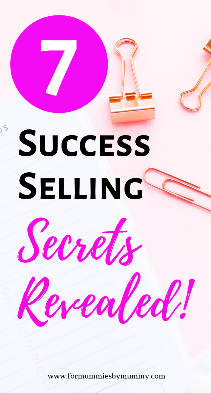 secrets to success selling course. The 7 steps to a successful product launch and great product sales. #onlinecourse #solopreneurs #mombloggers #bloggingtips #onlinemarketing