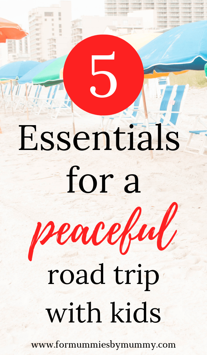 what to bring for a road trip with kids. How to keep kids entertained on a road trip. #roadtrip #travelhacks #packinglist #familytravel #travelwithkids
