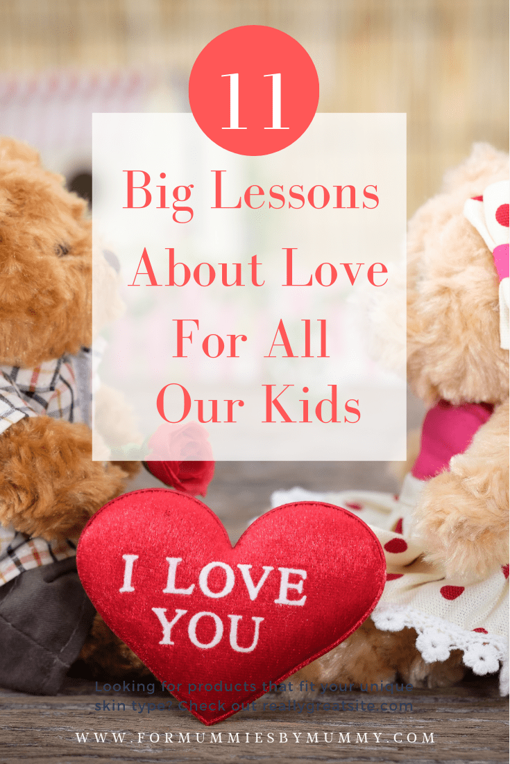 Big lessons on love for all our children. #parentingadvice #motherhood #lifelessons #mominspiration