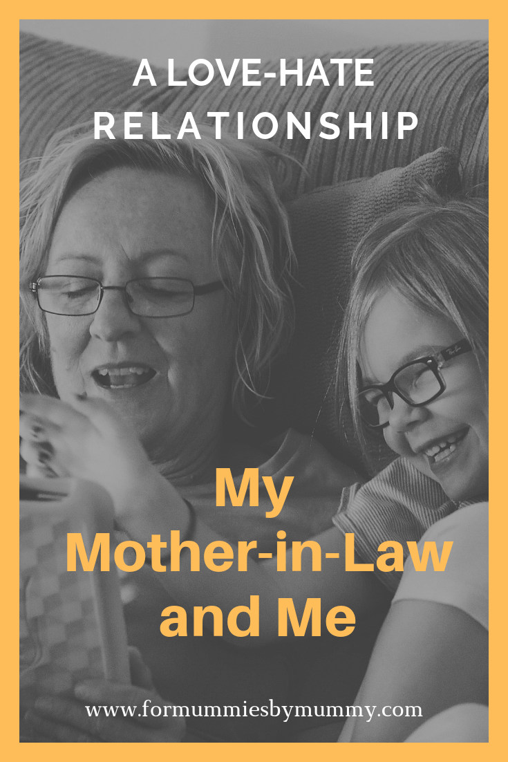 Managing relations with your mother-in-law. Family ties. Family relations. New mom survival tips. First time mom advice. #momlife #daughterinlaw #motherinlaw