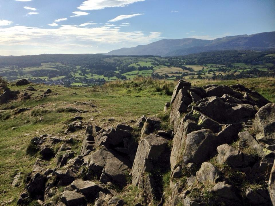 Hawkshead walking