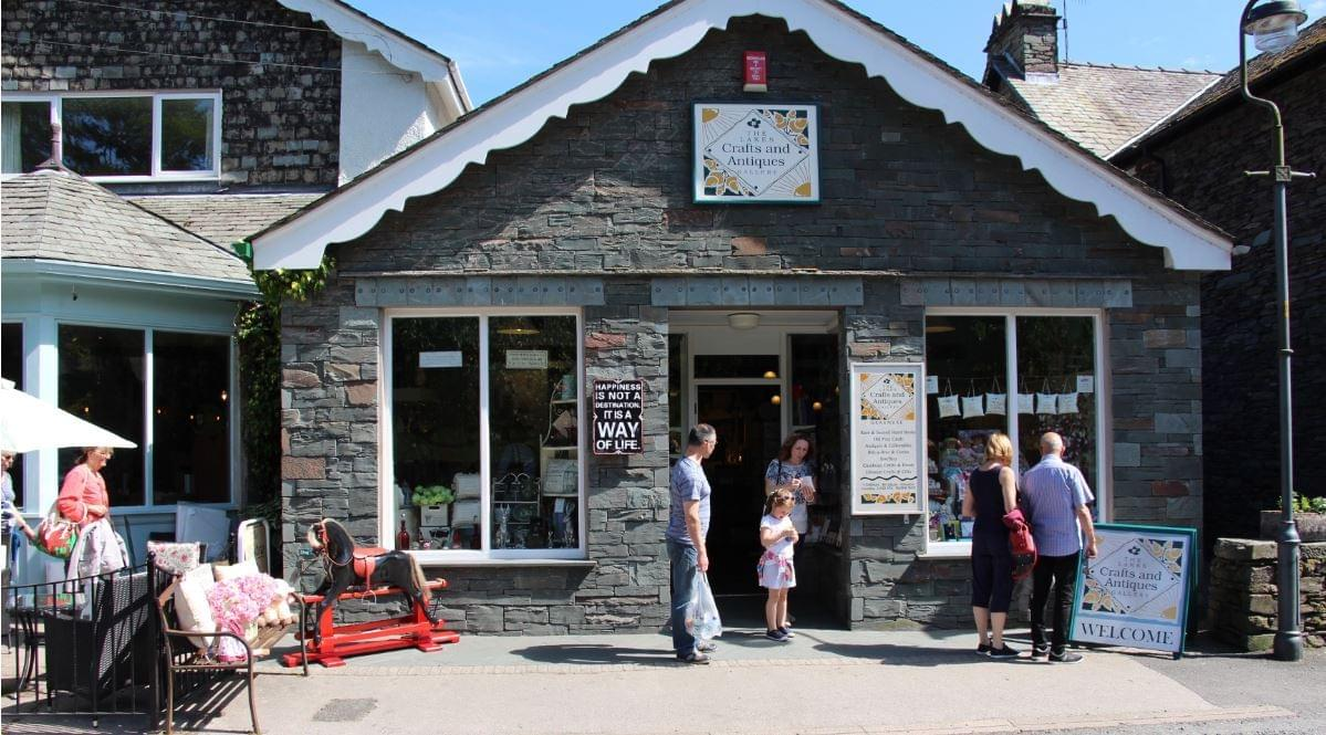Lakes craft and antiques centre