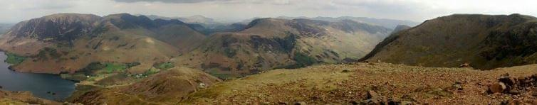 red pike, buttermere