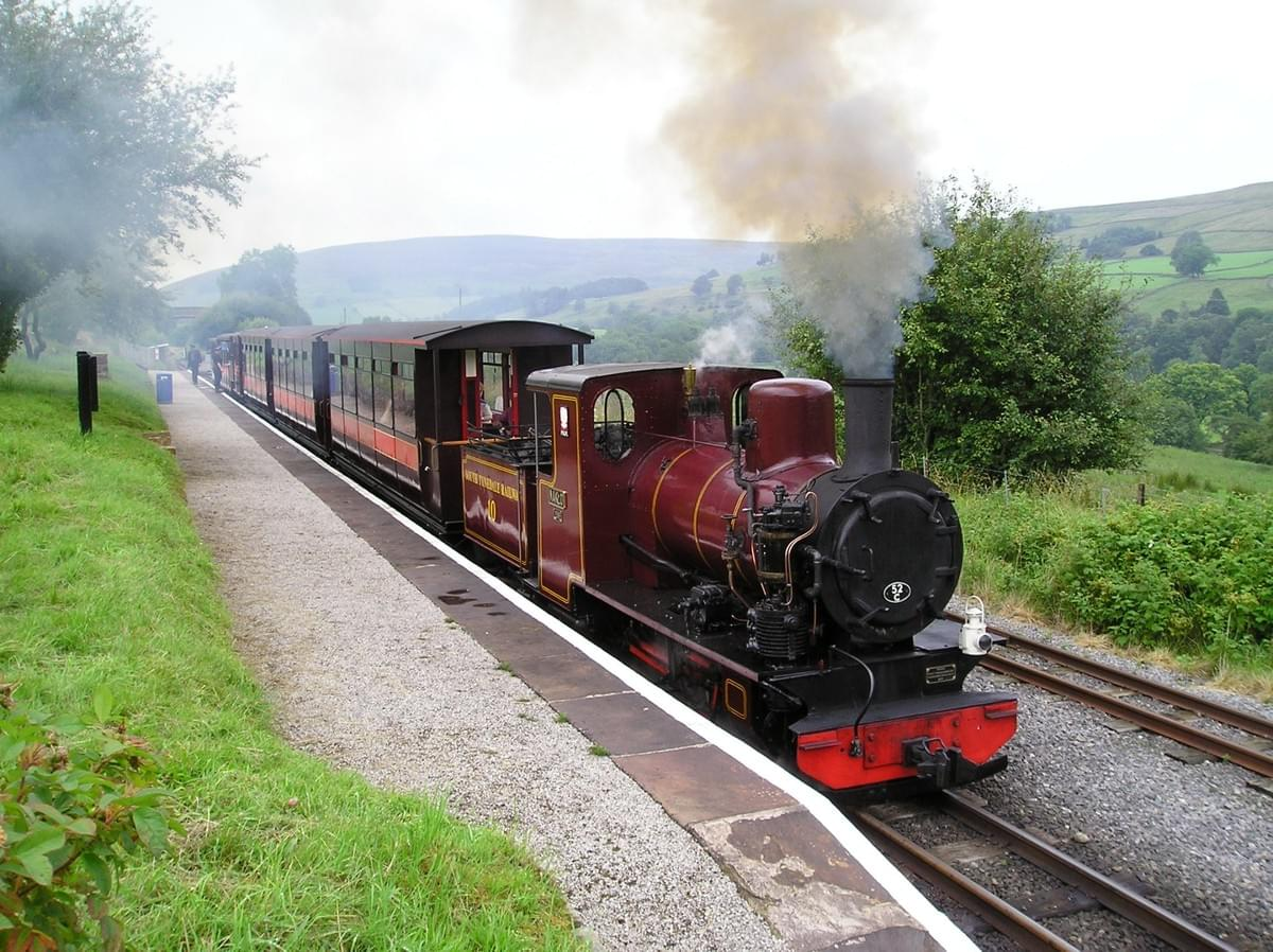 Tynedale Railway train