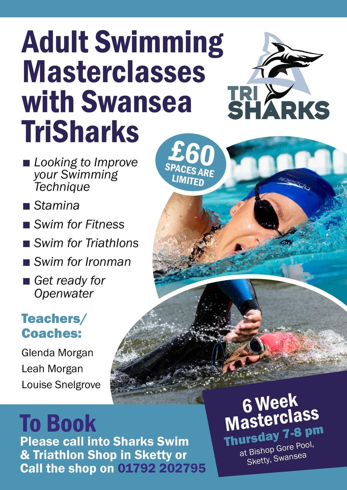 Swansea TriSharks Triathlon Club