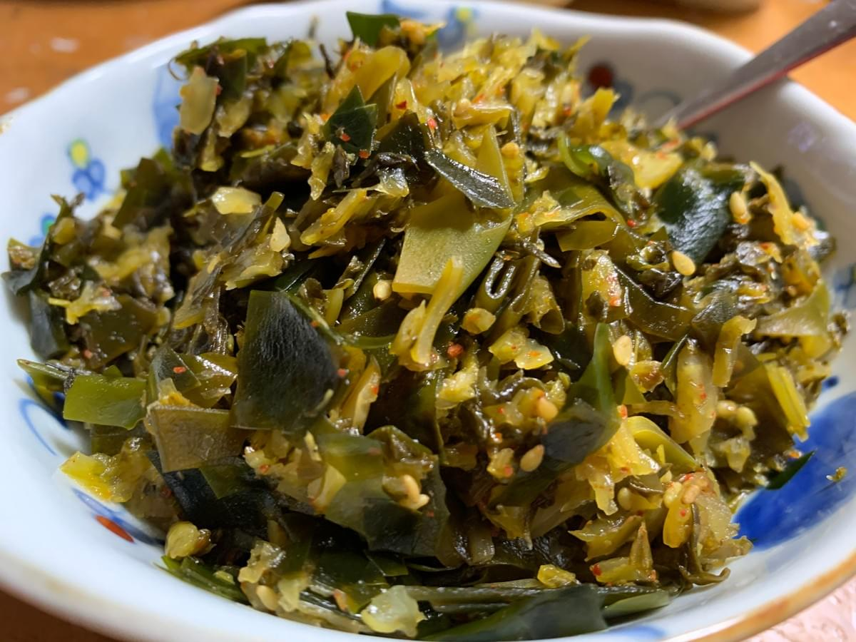 の 炒め 高菜 油