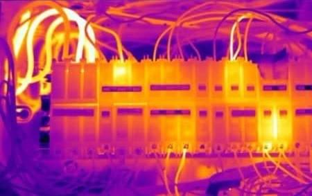 Thermal Imaging I Electrical Contractors I Tulsa I Houchin Electric