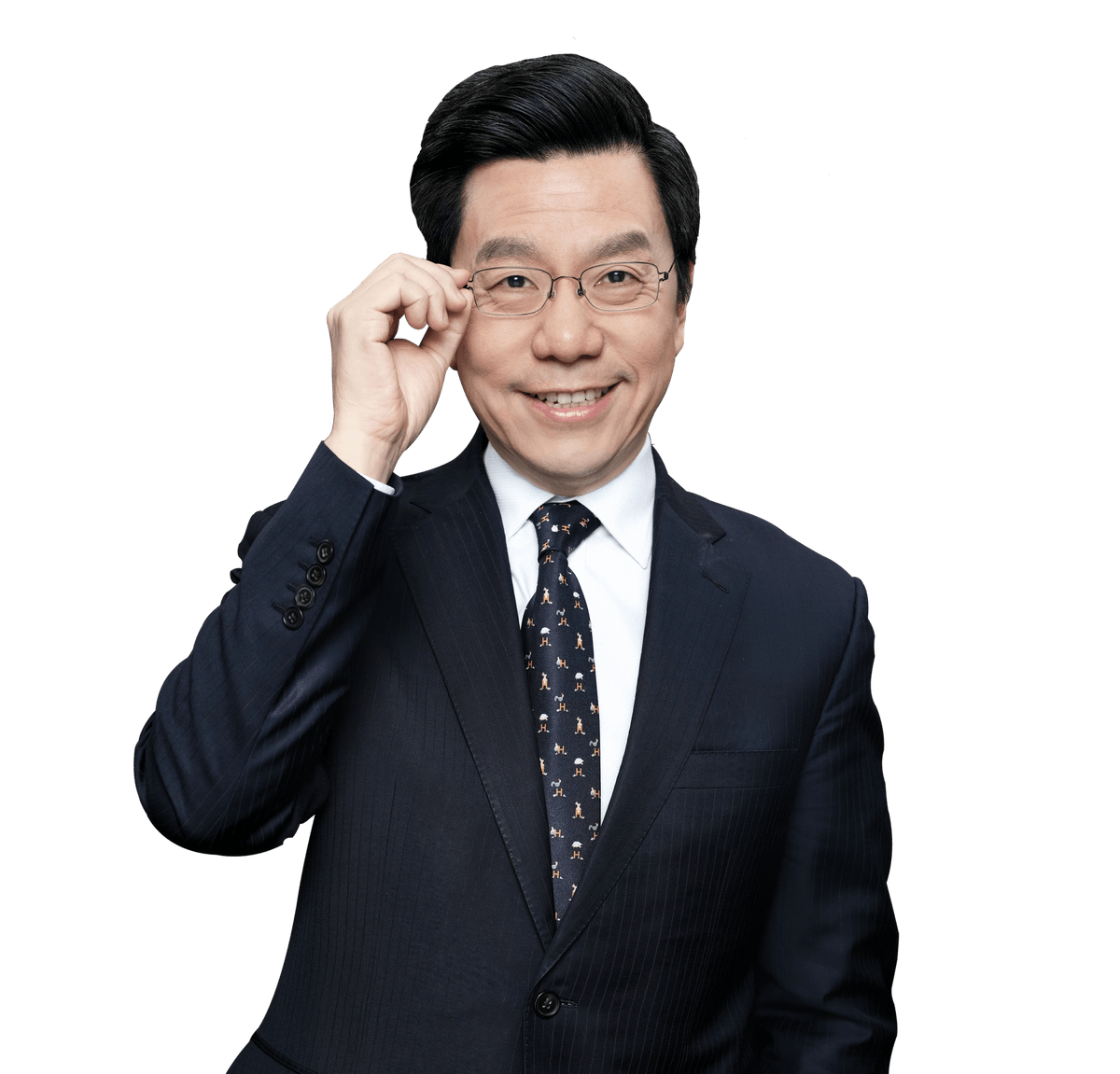 Kai-Fu Lee, Founder and CEO of Sinovation Ventures with over 30 years of AI expertise in research, development and invstment