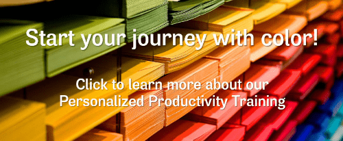 Organomics Personalized Productivity Training and Coaching, Professional Organizing
