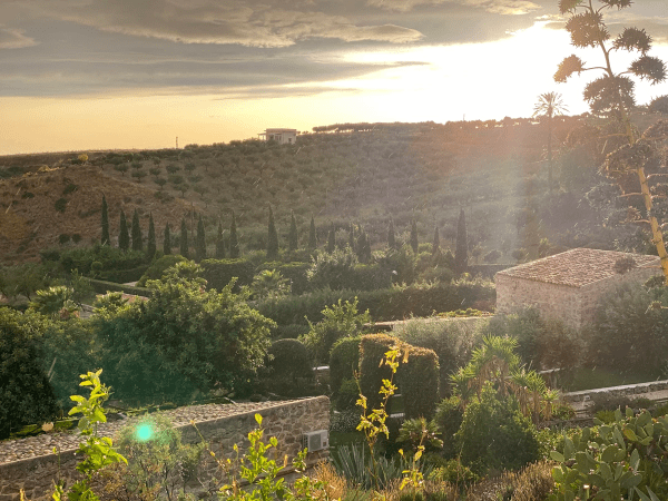 Masseria Agnello in Sicily