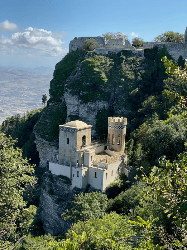Norman Castle of Erice photo credit: Michael Mazzara