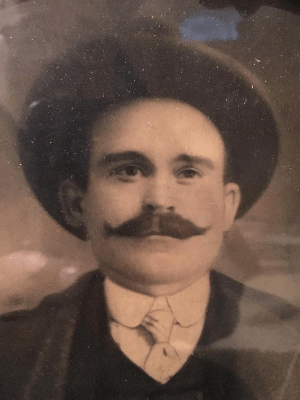 Great Grandfather Pietro Mazzara