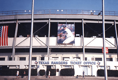 The Ballpark in Arlington - Texas Rangers Ticket Office