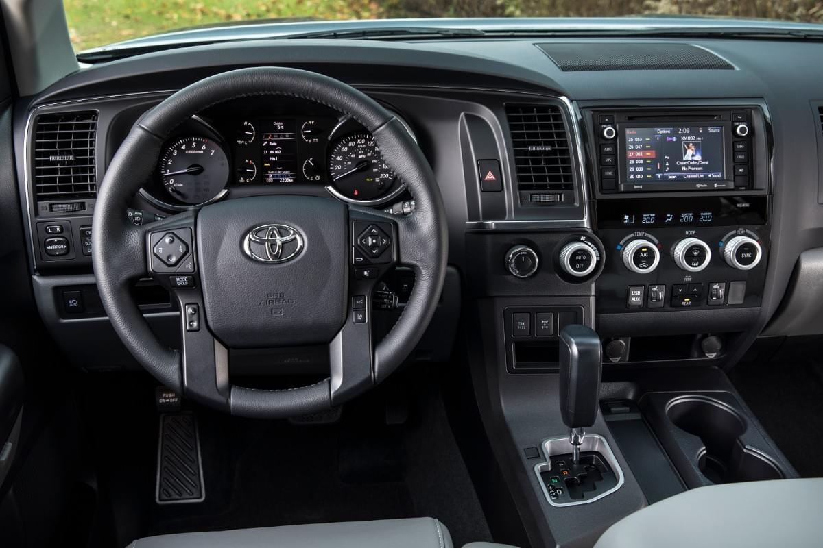 Toyota Sequoia : Cure de jouvence ? - Essais Routier