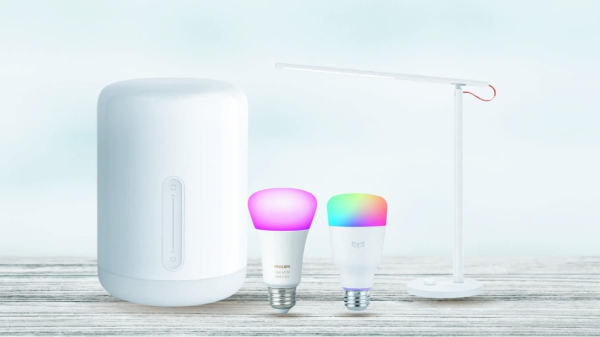 Philips Hue | Smart Lights | Light Control | Mi Home Lights | Yeelights | Ikea Tradfri Lights