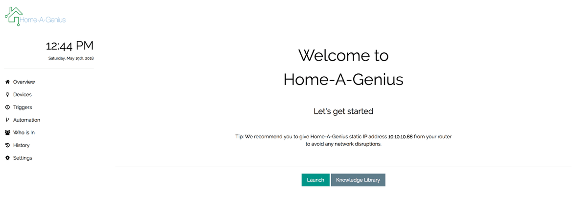 Getting Started - Home-A-Genius Knowledge Library | FAQ