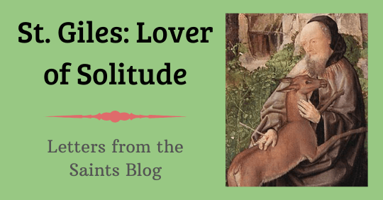 Saint Giles and the Deer