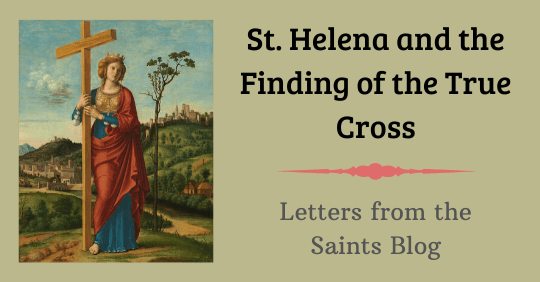 Saint Helena and the Finding of the True Cross