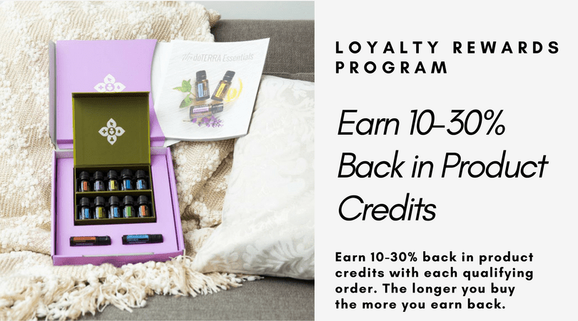 Earn 10-30% Back in Product Credits