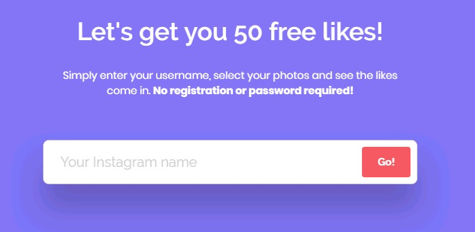 Stormlikes Free Trial - get 50 Free Instagram Likes