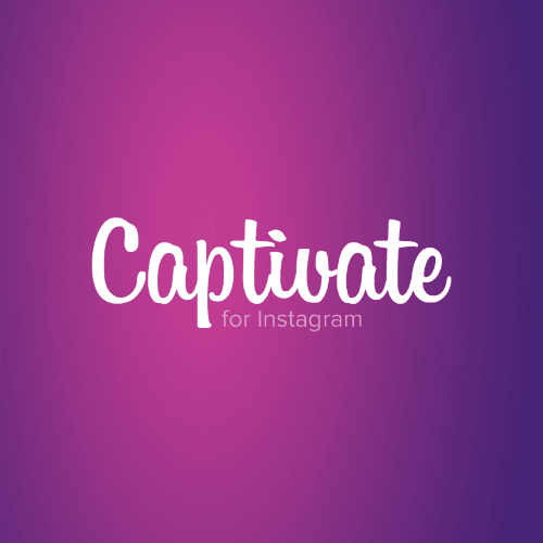 Captivate for Instagram - Get followers on Instagram fast