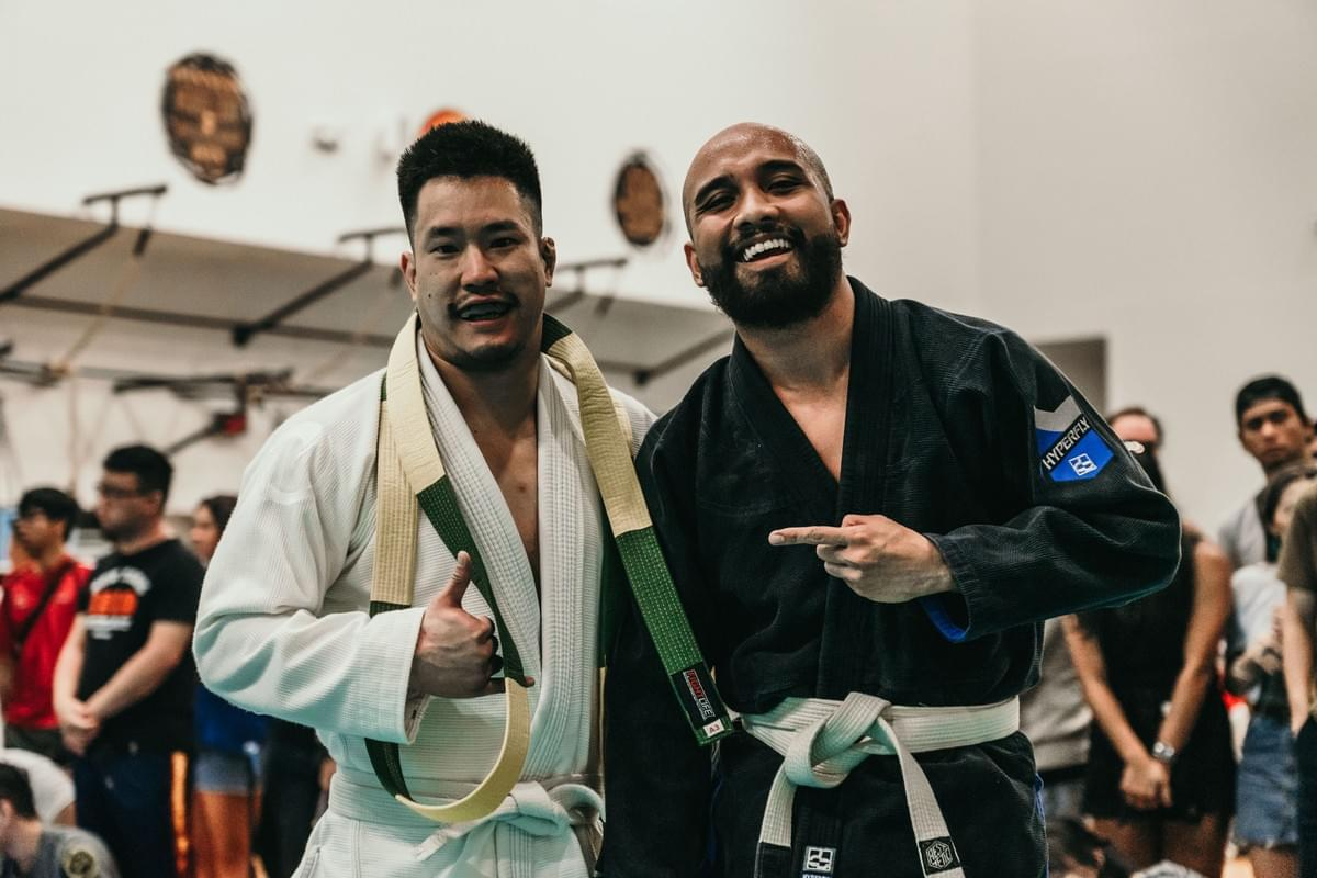 Singapore BJJ Open featuring Fakkah Fuzz
