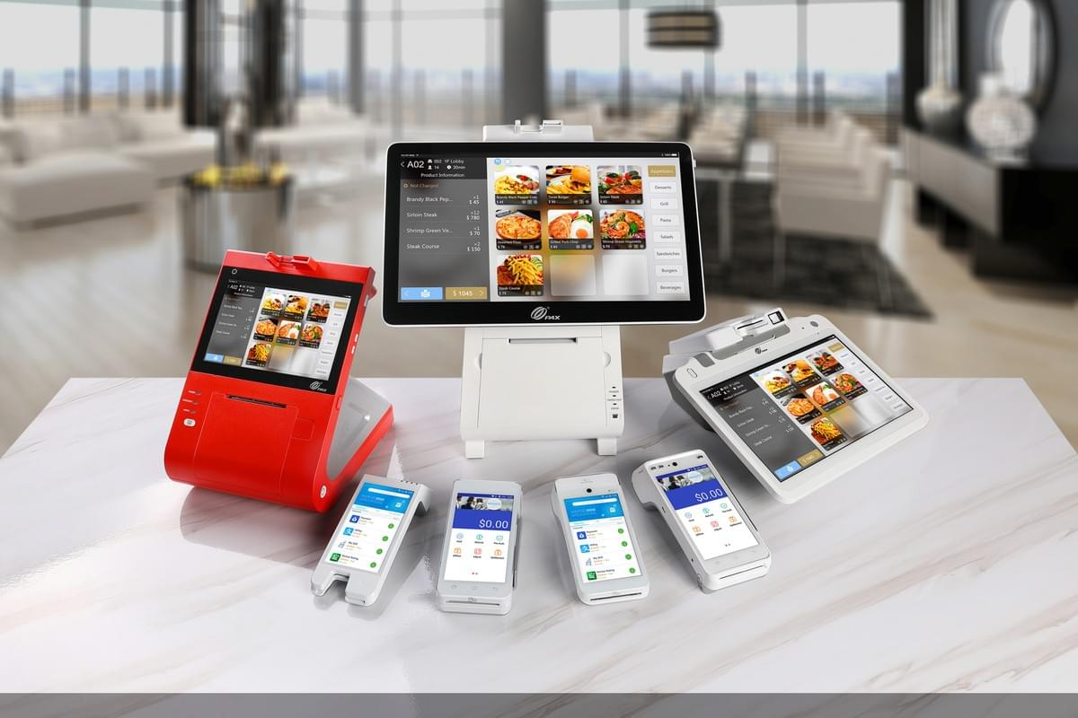 PAX Smart POS Android terminals