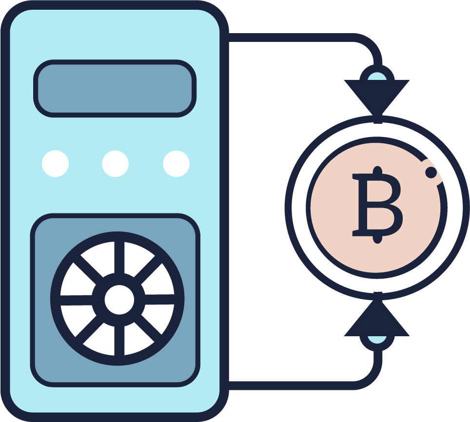 Bitcoin Cryptocurrency Mining Design