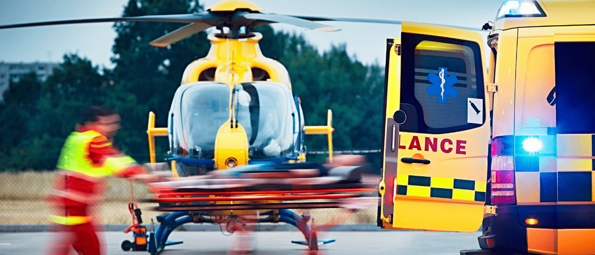 Lessons from the Air Ambulance - How Many Skills Do You Have - Personal Development -Training - Startup - New Business - Entrepreneurial Mindset - Kallum with a K Brain Fart Blog - Entrepreneur