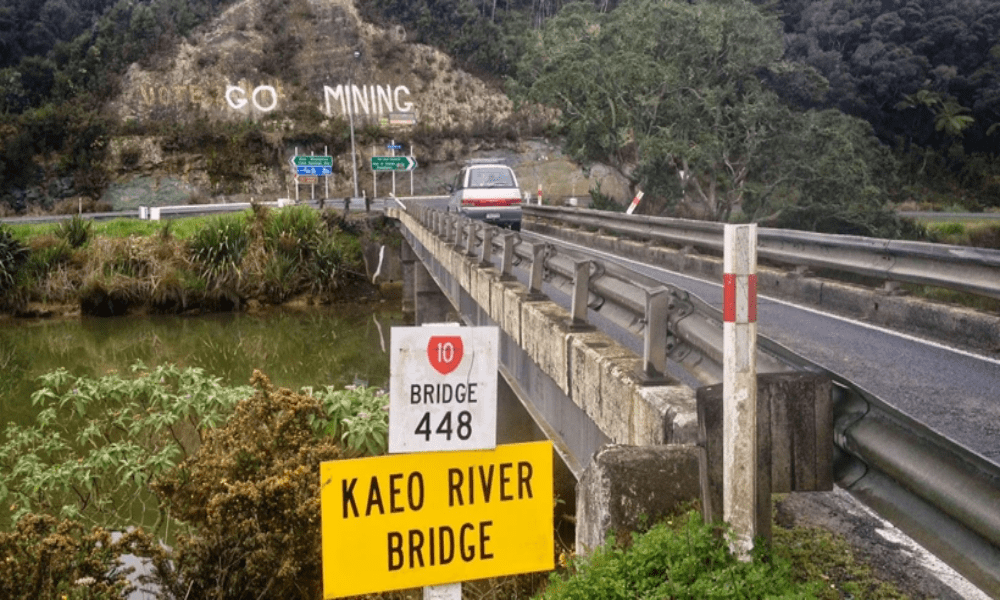 Kaeo Bridge, Northland