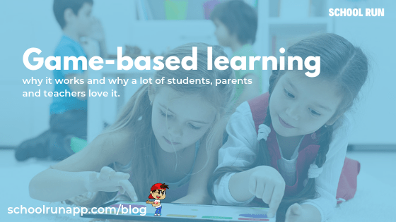 Game-based learning - why it works and why a lot of students, parents and teachers love it.