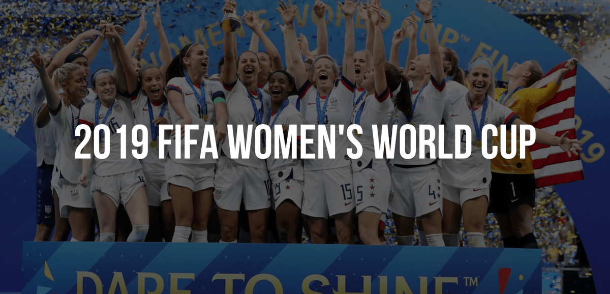 US Women's National Team at the 2019 FIFA Women's World Cup
