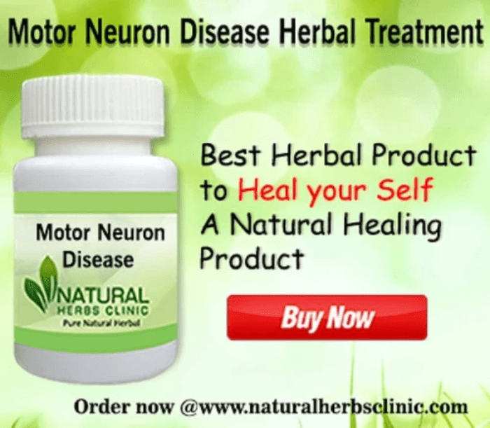 Natural Remedies for Motor Neuron Disease