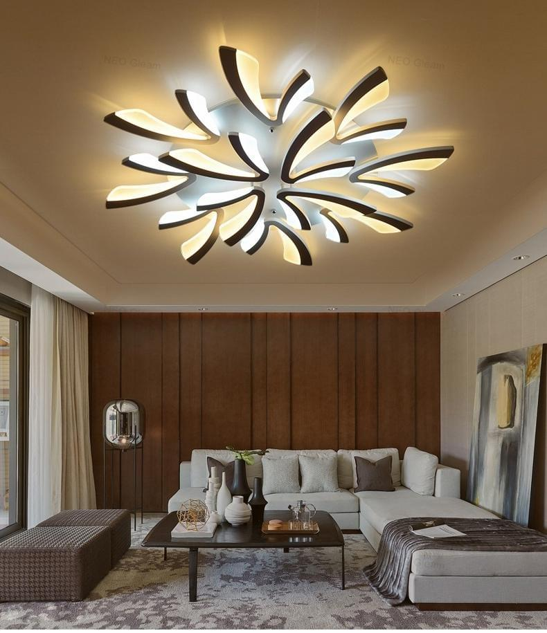 Ceiling Lamps – The Bright Spot in Every Room