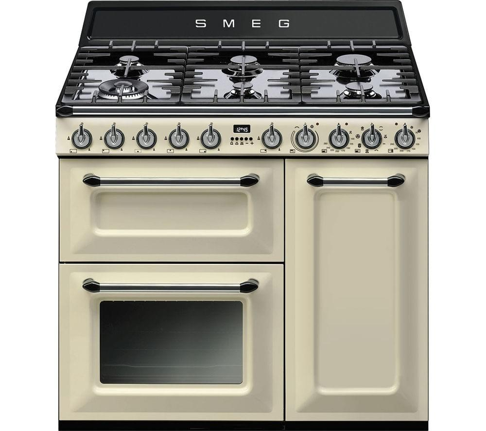 smeg range-style cookers in stock at M&G Energy