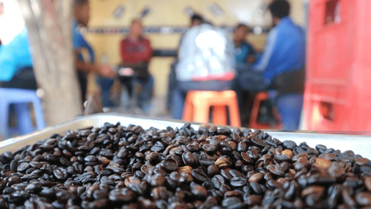 エチオピアではコーヒーを毎日飲む
