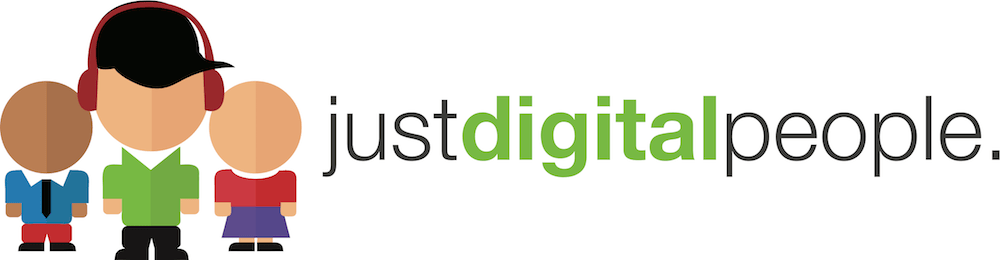 Just Digital People Logo