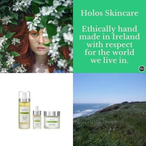 Irish skincare specialist and founder of Holos Niamh Hogan tells her story of success.