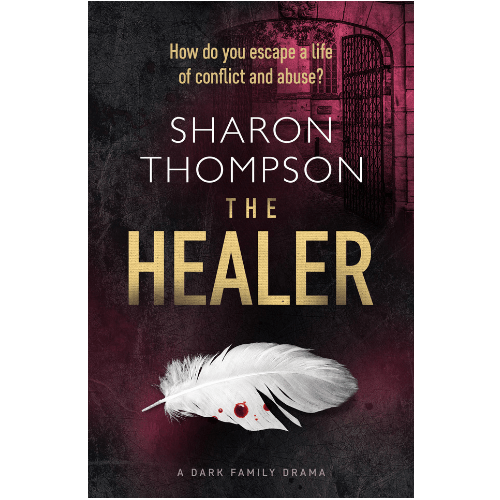 Best selling author Sharon Thompson writes about her personal journey and her new book #thehealer for Self Starter Magazine #selfstartermagazine #thinktellteach #kajsakinsella #sharonthompson #sharontwriter