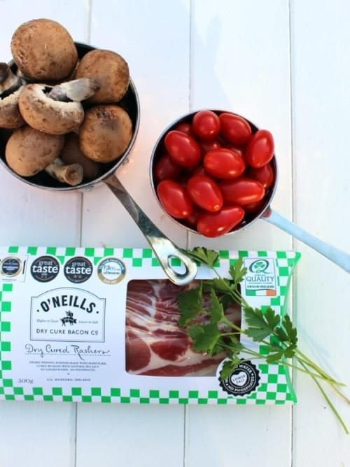 O`Neills Dry Cure Bacon Company Product Review for Self Starter Magazine