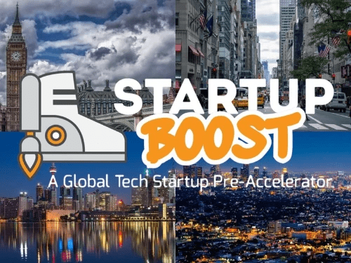 Startup Boost Global Pre-Accelerator