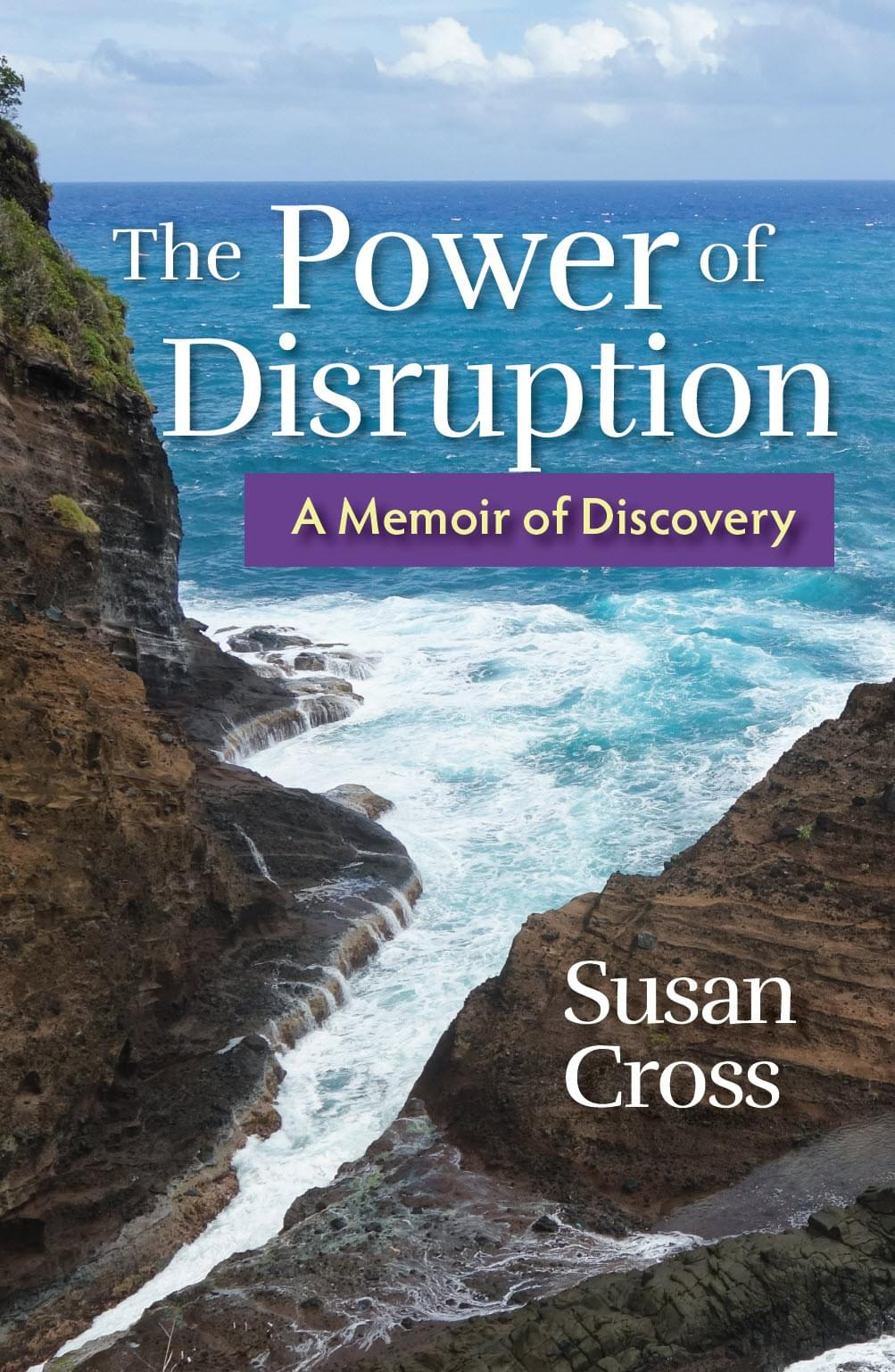 The Power of Disruption: A Memoir of Discovery Book