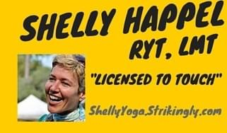 Shelly Yoga by Shelly Happel, RYT, LMT (MA-51597)